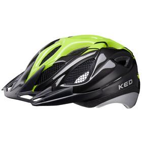 KED Tronus Casco, black/green